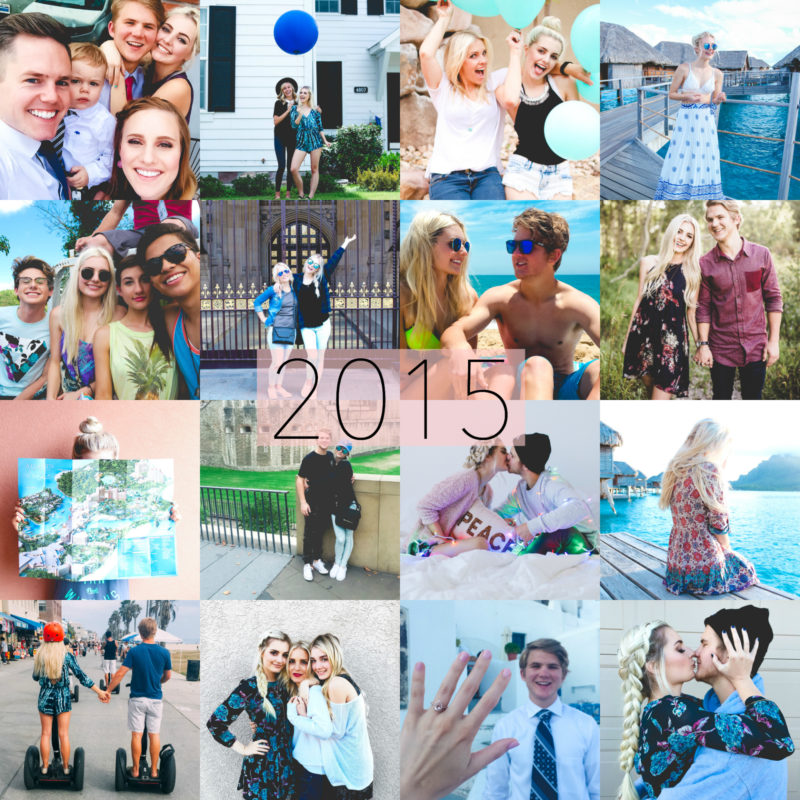 2015 Year in Recap!