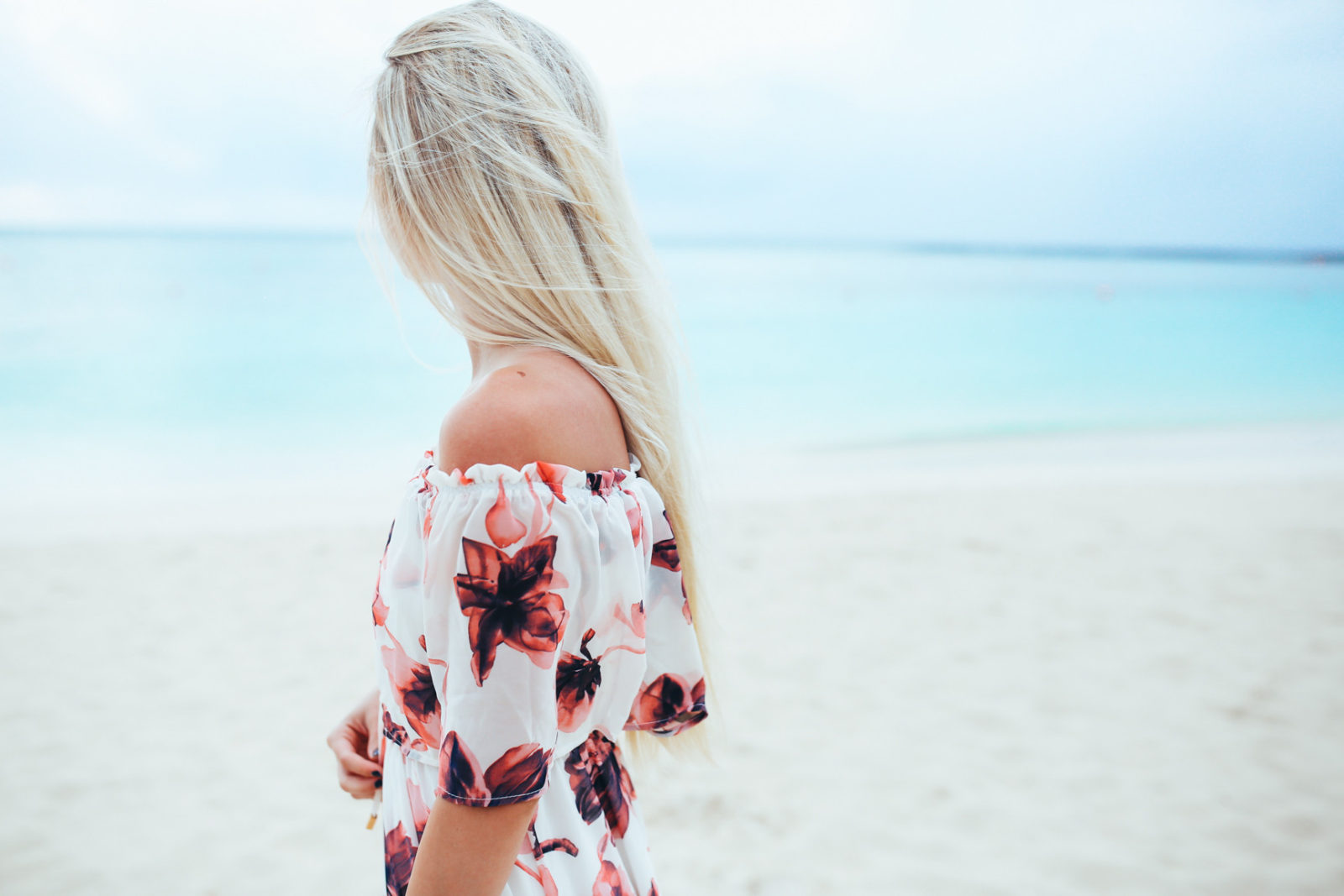 bahamas vacation summer trip aspyn ovard outfit ideas dresses lulus maxi dress printed_-6