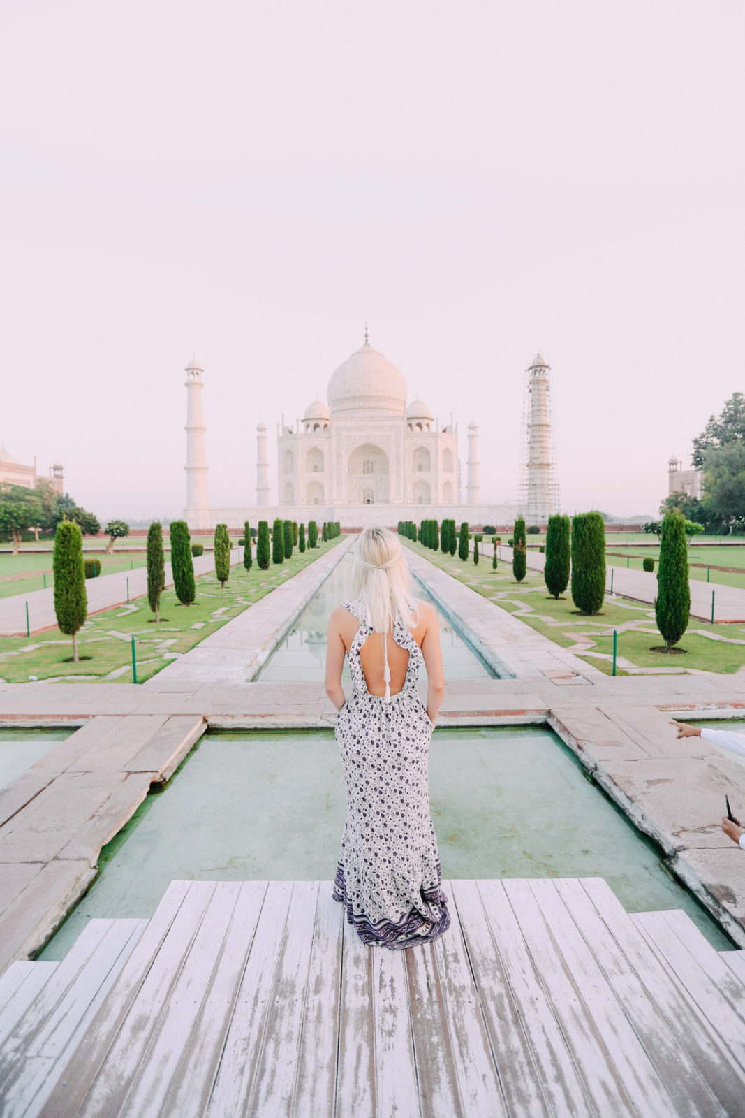 We Went to India!