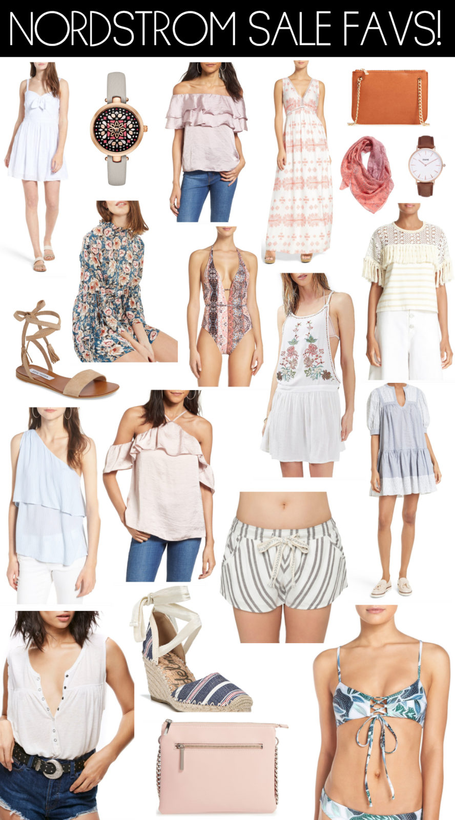 Nordstrom Half Yearly Sale Favorites!