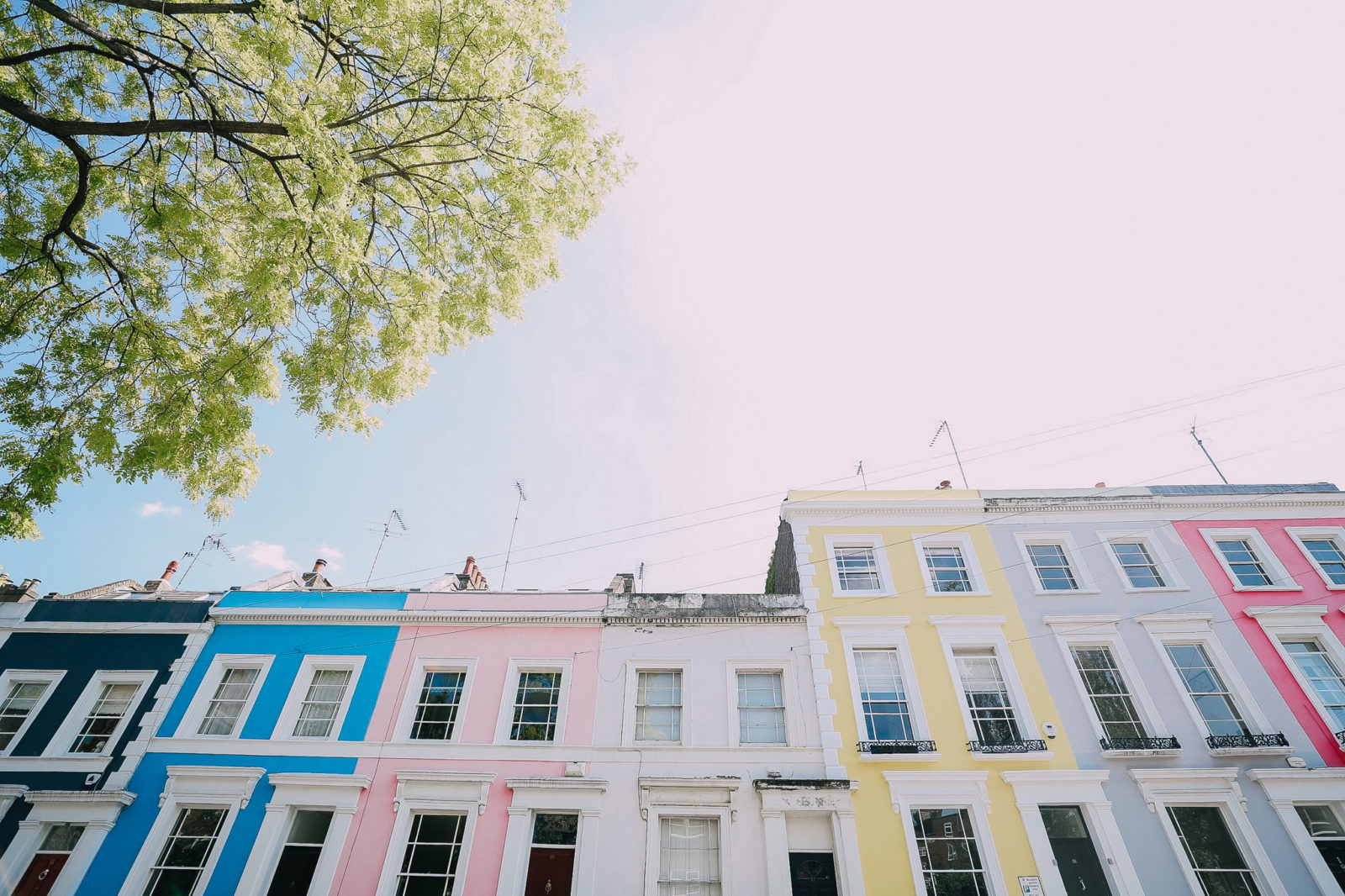 Stroll Through Notting Hill