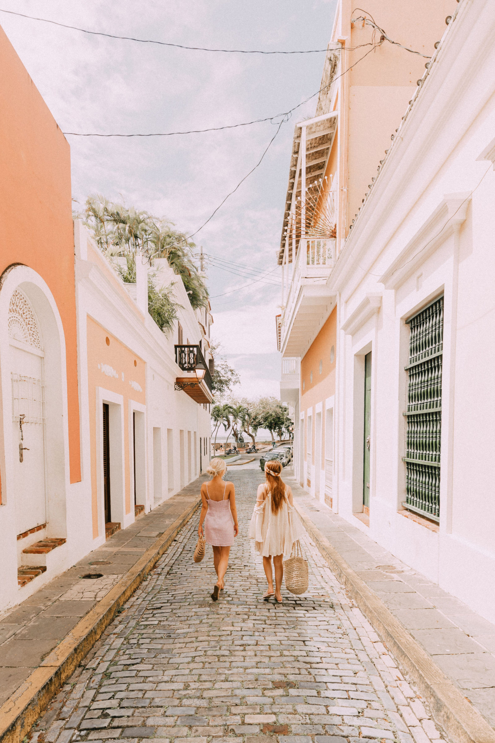A Day in Old San Juan