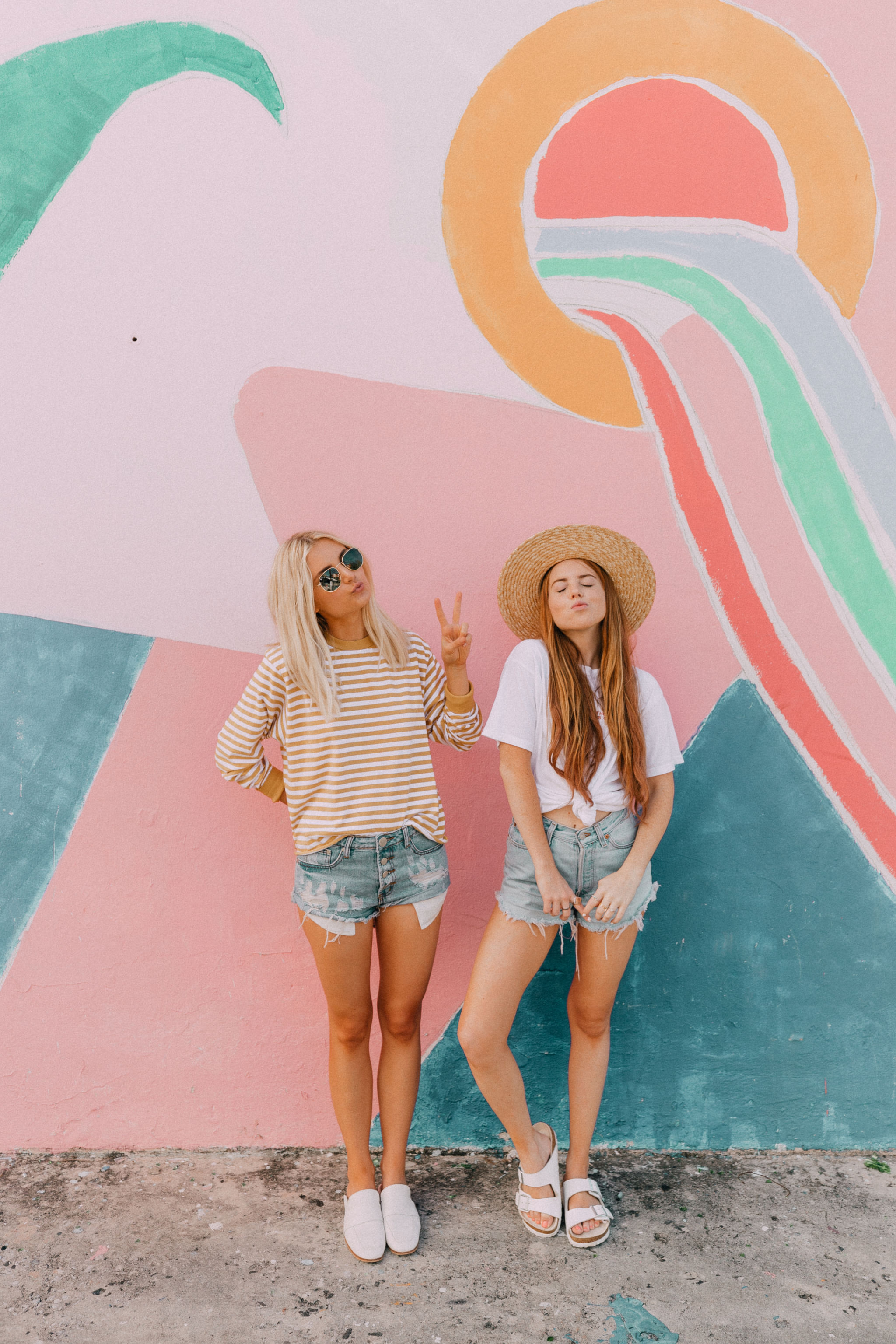 Spring Break Outfits Under $50!
